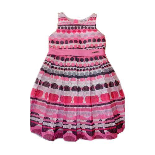 Vestido Luxo Bolas Momi