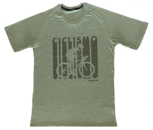 T-shirt Ciclismo Green