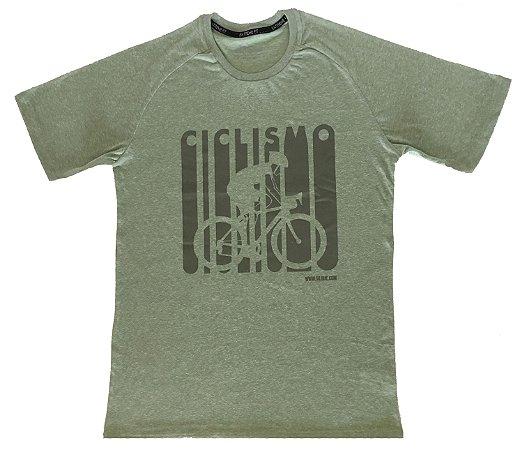 T-shirt Ciclismo Green