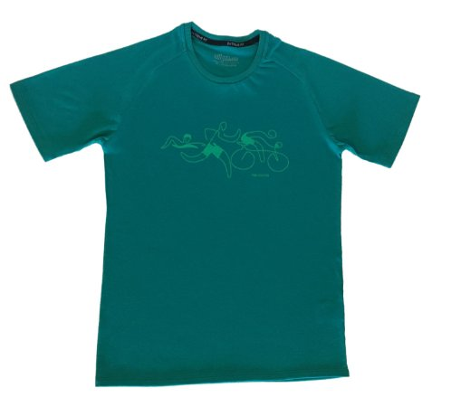 T-shirt Triatlhon