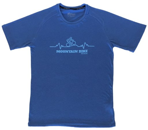 T-shirt Mountain Bike