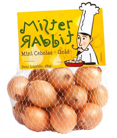 Cebolinha Mr Rabbit 283g (10 x 283g)