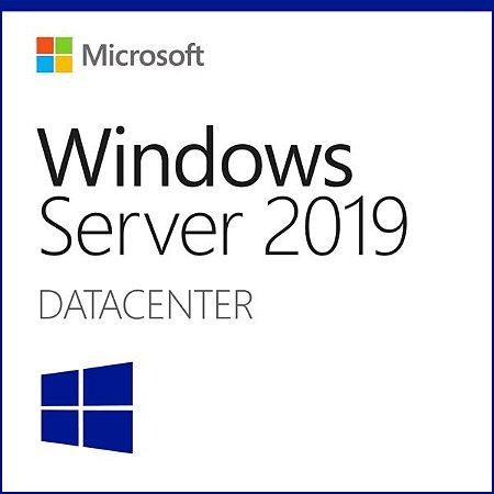 Microsoft Windows Server 2019 Datacenter - Licença Original + Nota Fiscal