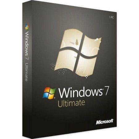 Microsoft Windows 7 Ultimate 32/64 Bits Original + Nota Fiscal