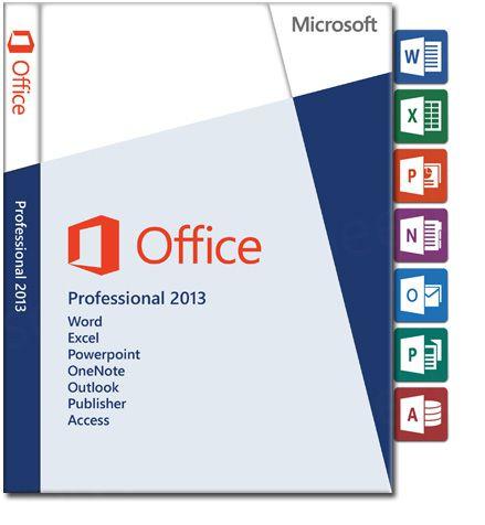 Microsoft Office 2013 Pro-Plus 32/64 Bits Original + Nota Fiscal