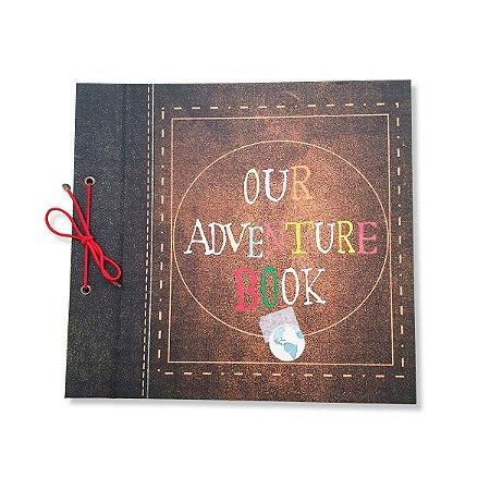 Álbum - Our Adventure book