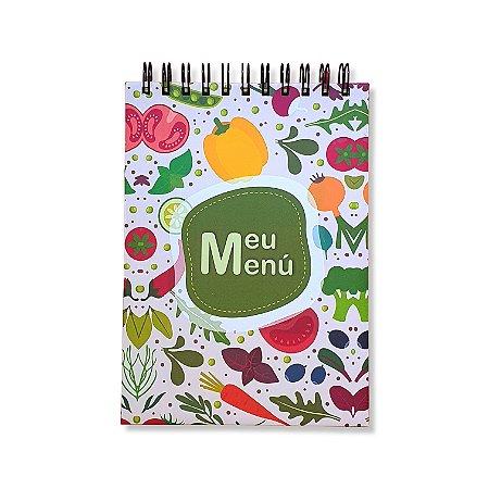 Caderno de Receitas - Salgados