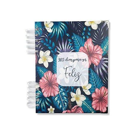 Planner Permanente - Floral