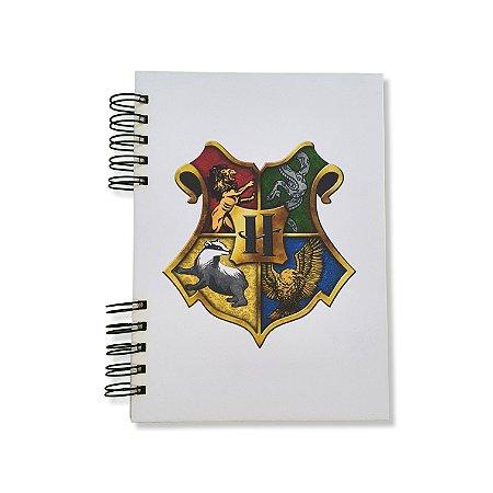 Caderno Pautado Espiral - Harry