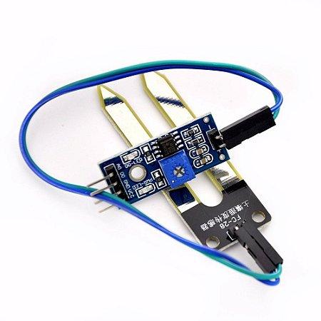 Módulo Sensor de UmidadeSolo
