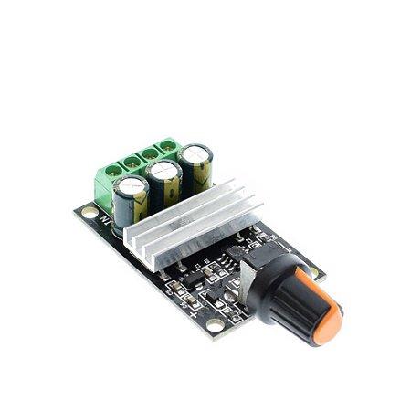 Controlador PWM para Motor Dc