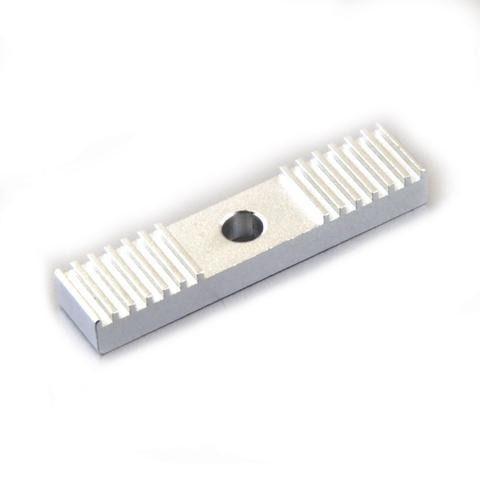 Fixador Emenda em Alumínio 9x40, p/ Correia GT2