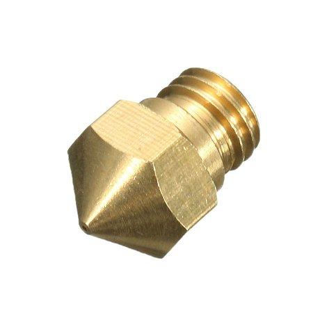 Bico Extrusora MK10 1,75mm - Nozzle 0.5 mm