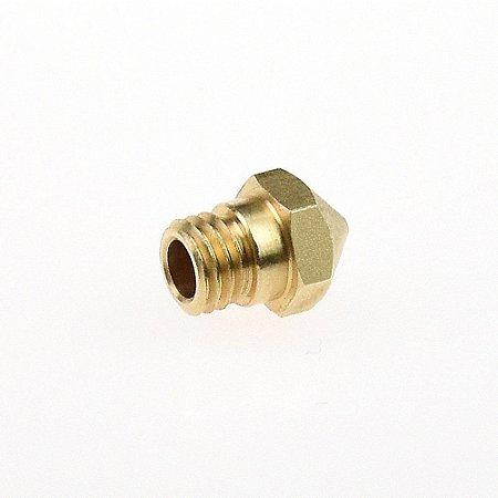 Bico Extrusora MK10 1,75mm - Nozzle 0.8 mm