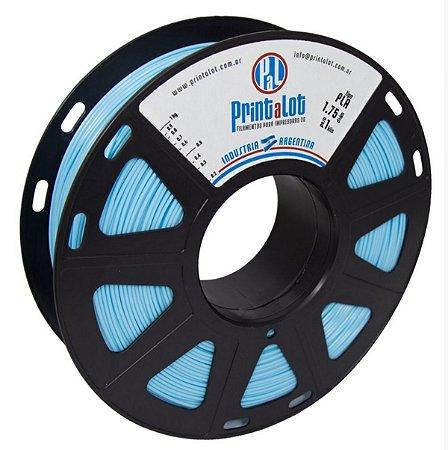 Filamento PLA Azul Celeste 1,75mm  PrintaLot - 1kg