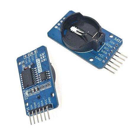 Módulo de Memória DS3231 - AT24C32 IIC