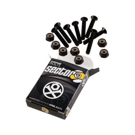 "Parafuso Sector 9 Tamanho 1.25"" - Drop Mouth"