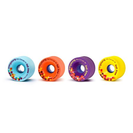 Roda Orangatang Fat Free 65mm