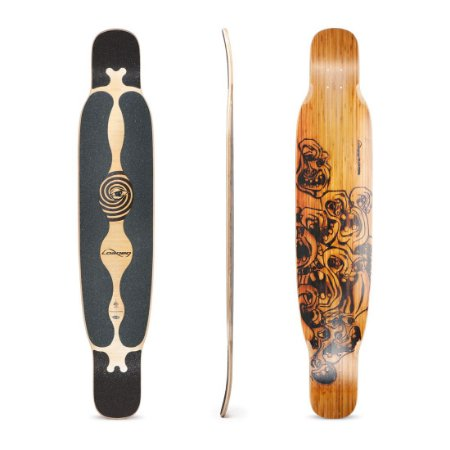 """Shape Loaded Bhangra 48,5"""" - Bambu - Flex 1"""