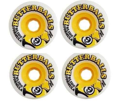 Roda Sector 9 Butterballs 70MM 80A
