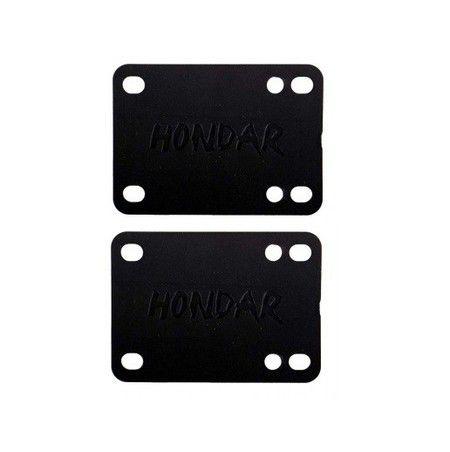 "Pads Hondar 1/8"" - Silicone (par)"