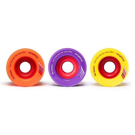 Roda Orangatang Keanu 66mm