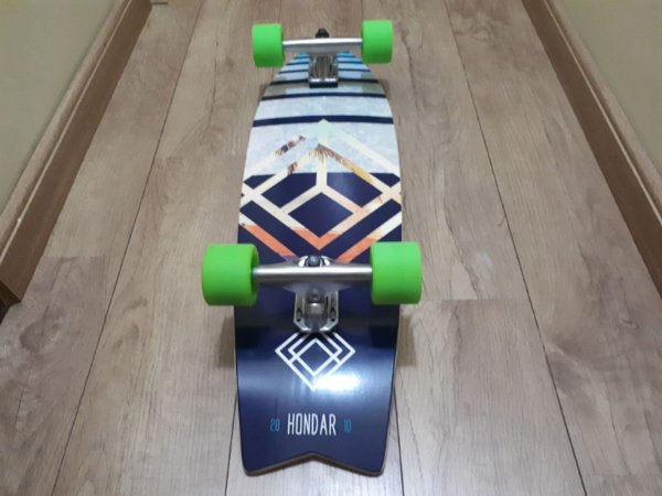 """Simulador de Surf Hondar - 33"""""""