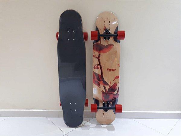 "Longboard Hondar completo - Red Bird II - 40"""