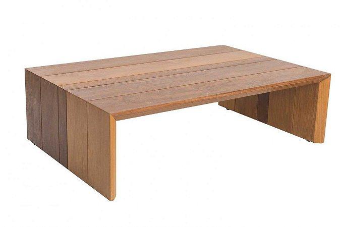 Mesa de centro Siena madeira cumaru