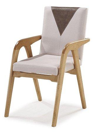 Cadeira Arca Estofada