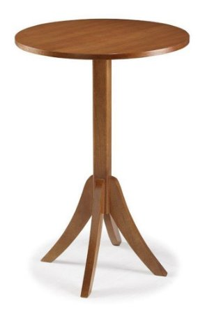 Mesa bistrô Torre madeira Jequitibá imbuia J. D67