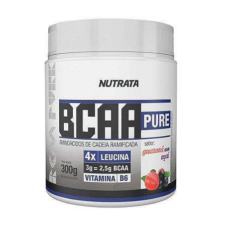 BCAA Pure em Pó - Nutrata