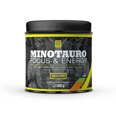 Minotauro 300g Laranja - Iridium Labs