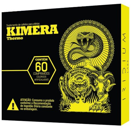 Kimera 60 Caps - Iridium Labs