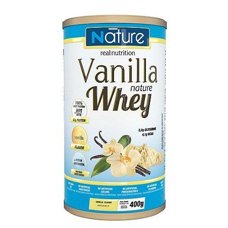 Vanilla Nature Whey 400g - Nature