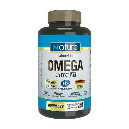 OMEGA ULTRA TG 1200MG 120 CAPS - Nature