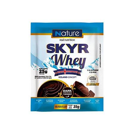 Skyr Whey Sache 35g Dark Chocolate - Nature
