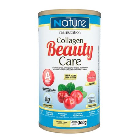 Collagen Beauty Care Cranberry 300g - Nature