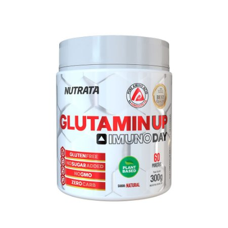 Glutamin UP Imunoday Ajinomoto - Nutrata