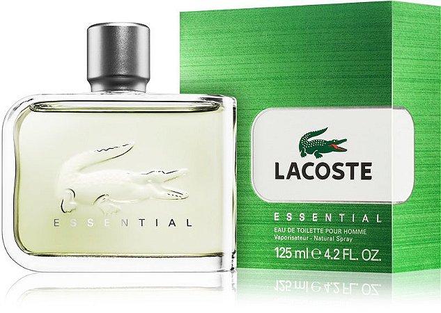 ea76ce52a1cbf Perfume Masculino Lacoste Essential Verde Eau De Toilette 125ml - Lacoste