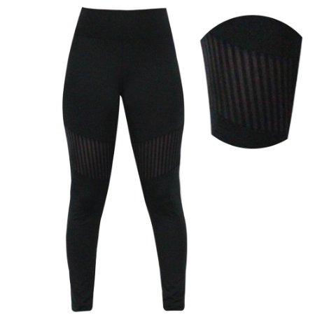 Legging Black Tule