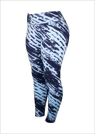 Legging azul one