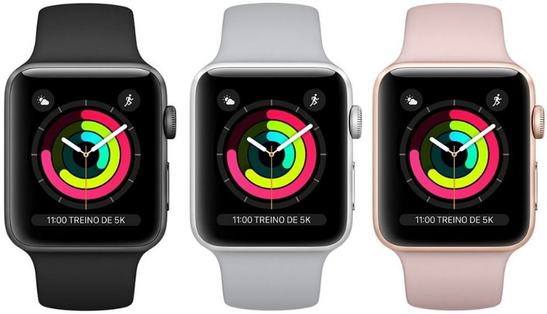 bad4f1c7a1d Apple Watch Series 3 - Apple Barato - Loja e Assistência Apple