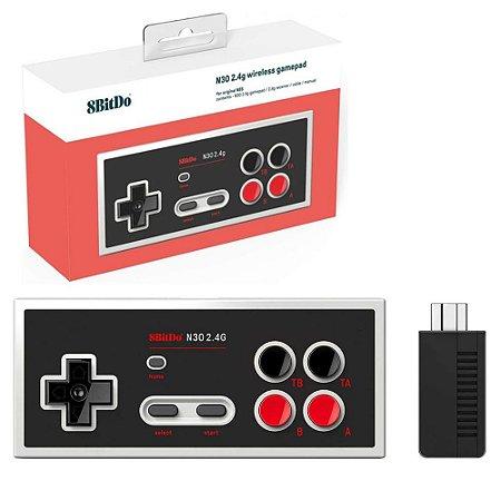Controle NES Classic sem fio