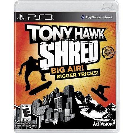 Tony Hawk Shred - PS3