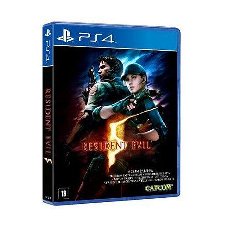 Resident Evil 5 - Remastered - PS4