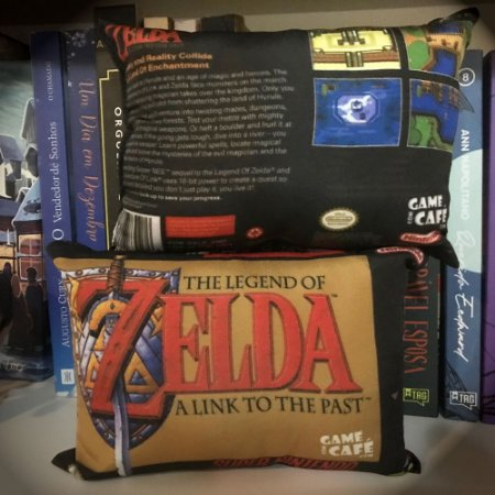 Mini Almofada The Legend of Zelda