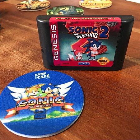 Cartucho Sonic 2
