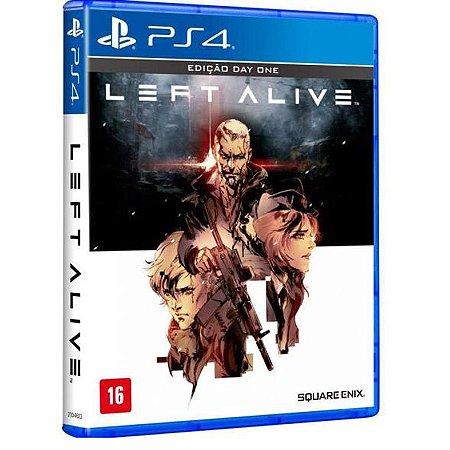 Left Alive - Edição Day One - PS4