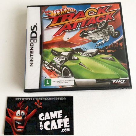 Hot Wheels - Track Attack - Nintendo DS 2DS 3DS